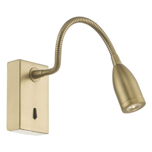 Tadley Wall Light Bronze LED (double insulated) BXTAD0763-17